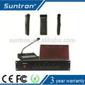 قاعة المؤتمرات suntron نظام الصوت والفيديو نظام الصوت معدات الترجمة الفورية