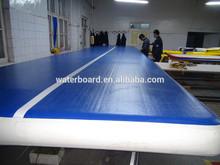 cheap high quality inflatable gymnastics floor, gymnastics spring floor for sale