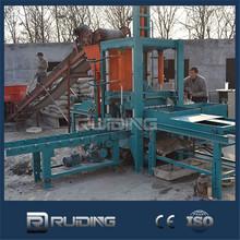 QT3-20 Small Brick Making Machine Production Line coal ash brick making machine