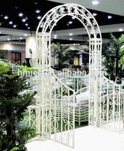 Wrought Iron Garden Arch For Decoration Of Garden