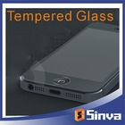 Wholesale Clear Gold tempered glass screen protectors OEM/ODM