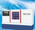 Yk3120 CNC fresadora
