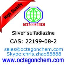 API-Silver sulfadiazine, High quality 22199-08-2 Silver sulfadiazine