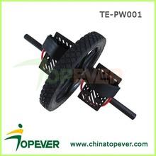 Ab Workout Arms Waist Leg Exerciser Big power Wheel