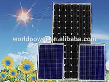 Chinese Best 150W 180W 200W 310W 320W Mono Solar Panel 12v 24V