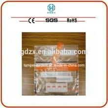 Deposit security tamper evident Envelpe printing bank cash bag
