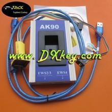 AK90 The BMW EWS can support anti-theft system key programmer bmw