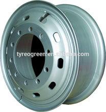steel truck wheel rim/lock ring