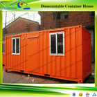 Luxury Prefab Shelter Container Home For Living/Office/Hotel