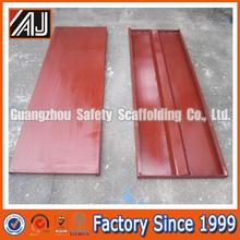 African Type Steel Deck Panels Concret Floor
