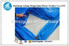 Dark blue/ deep blue PE tarpaulin roll/ PE tarpaulin sheet 6m non-weld tent cover material
