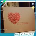 รูปหัวใจขายส่งอัลบั้มภาพกระดาษรีไซเคิล
