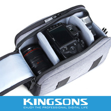 Best selling super quality Shockproof Waterproof DSLR Camera Bag for Canon Nikon+Rain cover
