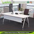 custom made simple projetado de luxo mesa de escritório moderno fotos