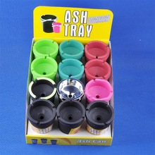 With 15 years factory experience supply Colorful Plastic Car Ashtray