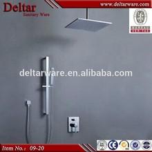 DELTAR sanitary ware bath, shower water mixer,Unique Design Bathroom Accessories Set bath shower mixer