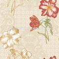 Msbl- 13076 papel pintado de las paredes de vida, flores de papel pintado para el hogar, papel tapiz decorativo