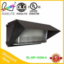 UL Cree&meanwell IP66 40w 60w 80w 100w 120w 150w led wallpack 10-150w 5year warranty