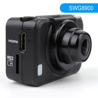 G8900 Ambarella Sport Camera 16 Mepixel Full hd 1080P Sport DV 60fps 60 meters waterproof Black Edition