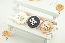 Fashion button in butterfly style plastic button coat buttons