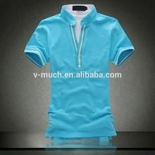 wholesale 100% cotton men polo t-shirts