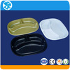 high quality factory price plastic box for fast food packaging