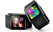 Wholesale 3G android watch phone touch screen camera watch fashion smart watch bluetooth phone