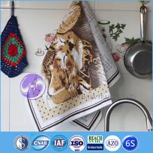 European linen/cotton kitchen towel