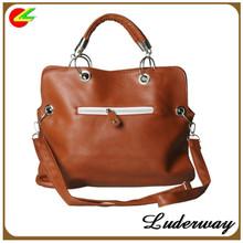 Fashion new women leather handbag shoulder bag large tote satchel Messenger