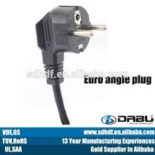 VDE IP44 waterproof plug for Slow Cooker