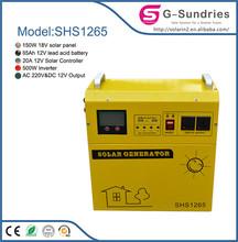 Energy saving high power solar system solar energy heat utilization