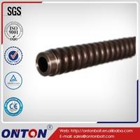 ONTON R32S High Quality Steelness Self-drilling Anchor Rock Bolt