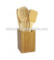 cucina piatto di bambù utensile titolare forchette cucchiai coltelli