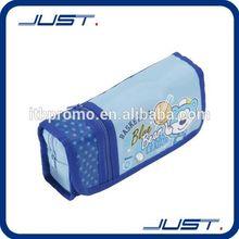 Cheap factoy school pvc plastic pencil case with zipper