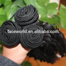2015 Best selling 7A grade virgin indian deep curly hair