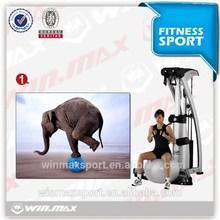 Winmax brand fitness sport equipment 65cmanti-burst donut gym ball