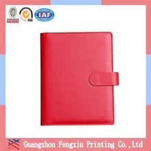 Heart-To-Heart Factory-Client Relation Leather Notebook Cover