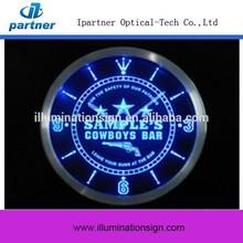 Custom New Type Led Light Digital Wall Clock