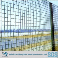 Customized F7 Galvanized Temporary Cheap Ornamental Iron Fence Panels