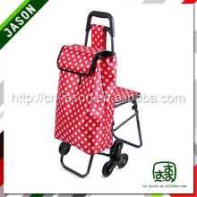 luggage cart hand supermarket shopping carts