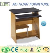 2014 MDF modern office furniture student desk computer table