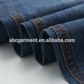 Novo design de moda de alta qualidade baixa jeans cintura 100% jeans de algodão grosso china jean saias longas