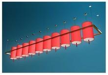 Fiber Optic Fabric Lighting Pendant Lighting Design