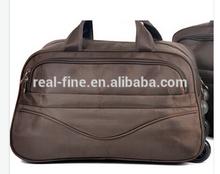 Large capacity water-resistant trolley bag