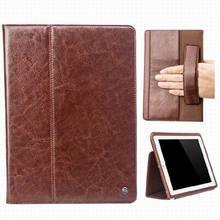 QIALINO genuine leather case for ipad mini &mini 2 &mini 3 case
