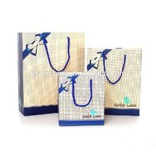 High Quality Custom Printed Luxury Paper Shopping Bag