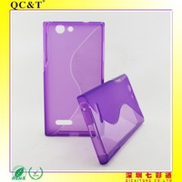 wholesale alibaba mobile phone case S line 6 for ZTE L2 made in china