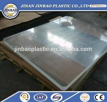 factory wholesale unbreakable backboard acrylic sheet