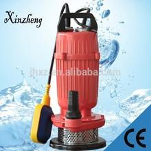 specificazione di acqua pompa sommersa