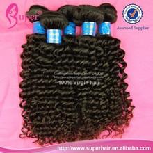 Top grade real virgin brazilian hair weave,ultra-premium brazilian wavy hair